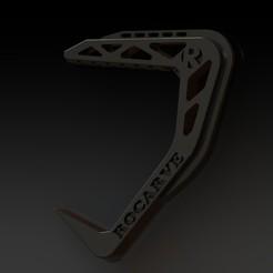 colgador de mochilas 2.JPG Télécharger fichier STL Porte-sac à dos • Design à imprimer en 3D, rodrigocarve