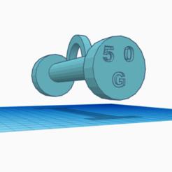 Télécharger fichier STL gratuit altere 50g • Plan pour imprimante 3D, buzz-blob