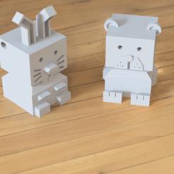 Descargar archivo 3D gratis Oso de Cali (prueba de impresión), _n3o_