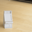 Télécharger fichier impression 3D gratuit SNK MVS U4 keychain, _n3o_