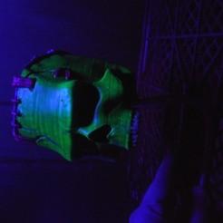 Download 3D printing designs frankenstein  monster skull, camperkens