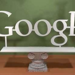 Google-Logo.jpg Download free STL file Google Logo • 3D printable object, AwesomeA