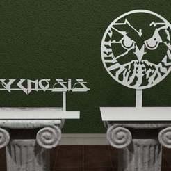 psygnosis_logo.jpg Télécharger fichier STL gratuit Logo de la Psygnose • Objet à imprimer en 3D, AwesomeA