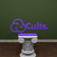 cults-logo.jpg Download free STL file Cults 3D Logo! • 3D print model, AwesomeA