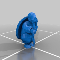 Master_Roshi-4.png Download free STL file Master Roshi. • 3D print object, AwesomeA