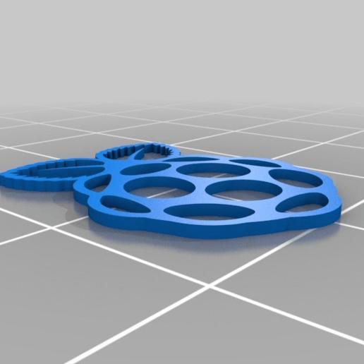 Raspberry-Pi-Logo.png Download free STL file Raspberry Pi Logo • Model to 3D print, AwesomeA