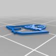 Télécharger modèle 3D gratuit Logo de l'Université de Louisville, AwesomeA