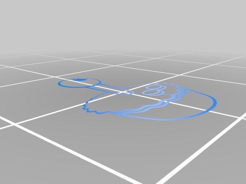 REtro-Pi-Logo-Emblem.png Download free STL file RetroPi Logo • 3D printing model, AwesomeA