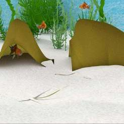 Download free 3D printer templates Fish Tent, AwesomeA