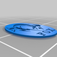 Download free 3D print files Metal Gear Solid Fox Pendent., AwesomeA