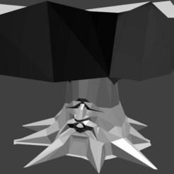 Deku_tree.jpg Télécharger fichier STL gratuit Grand arbre Deku • Modèle pour imprimante 3D, AwesomeA