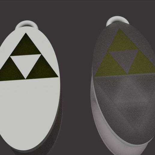 Download free STL A Link Between Worlds - Pendant, AwesomeA