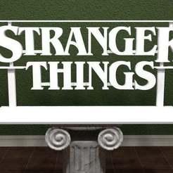 Stranger_things_logo.jpg Download STL file Stranger Things Logo • Model to 3D print, AwesomeA