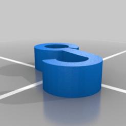 Descargar modelos 3D gratis Gancho de collar., AwesomeA