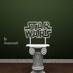 0749.png Download free STL file Star Wars Logo • 3D printable design, AwesomeA