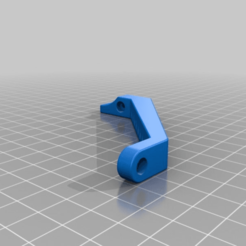 Download free 3D model Prusa (MK3) height adjustable Logitech C270 mount + X-motor cable strain-relief, uepsie