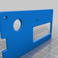 41955cfd1ccdb5af257a2e8ebc36871c.png Download free STL file Eleksmaker EleksLaser A3 Mana SE Cover with Fan • 3D printer object, uepsie