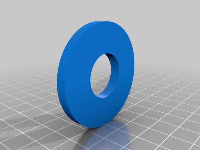 6cf767005d4e5b12ef8a6846e3cba4c9.png Download free STL file Minion door spyhole cover • 3D print design, uepsie