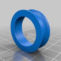 b3834aad58598f76fd7f2857a82dadf2.png Télécharger fichier STL gratuit Des roues silencieuses pour le porte-bobine Prusa IKEA Lack Enclosure • Modèle à imprimer en 3D, uepsie