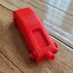 Download free 3D printer designs Cannon Cart, shanshinesong