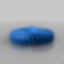 Télécharger fichier STL gratuit Aube de turbine • Objet à imprimer en 3D, Borja16498