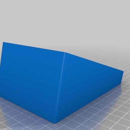 062c3940f9cbe1ea52bae25eed0d93e8.png Télécharger fichier STL gratuit The Wedge - Séparons le boîtier de clavier sous tente • Objet pour impression 3D, rsheldiii