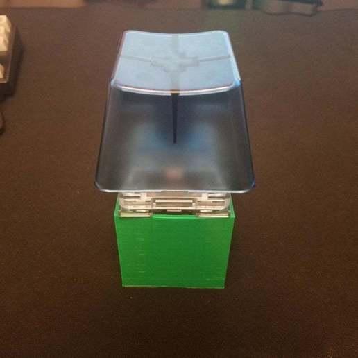 Télécharger fichier SCAD gratuit Kailh Big Switch / NodeMCU / Phillips Hue light switch • Design à imprimer en 3D, rsheldiii