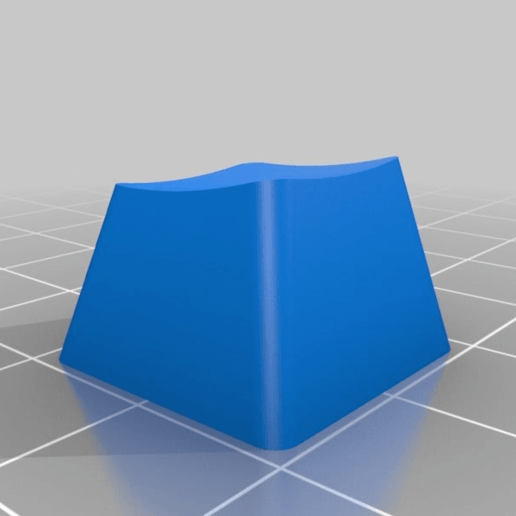 4db917c924c44dc64d5ecf4d8b35ed95.png Download free SCAD file Parametric Cherry MX/Alps Keycap for Mechanical Keyboards • 3D printable object, rsheldiii