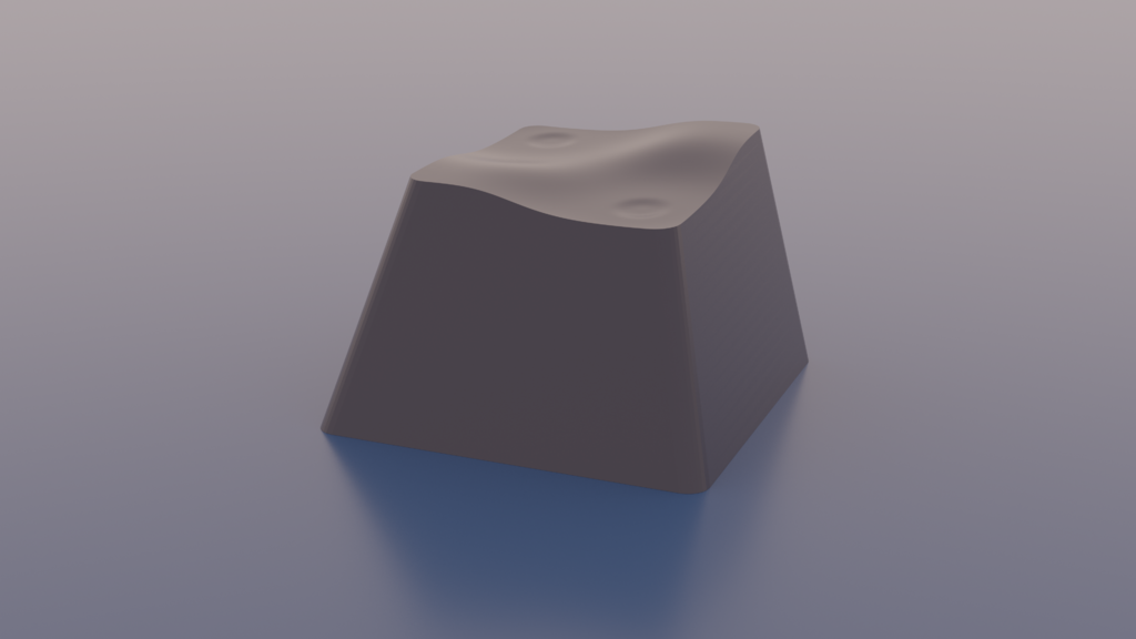 3d_surface_dish_-_long_function.png Download free STL file Math Keycaps • 3D printer design, rsheldiii