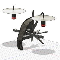 photo.PNG Download free STL file RCExplorer Bicopter • Template to 3D print, rsheldiii