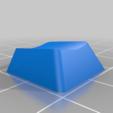 Télécharger fichier SCAD gratuit Clavier paramétrique Cherry MX/Alps pour claviers mécaniques • Objet à imprimer en 3D, rsheldiii