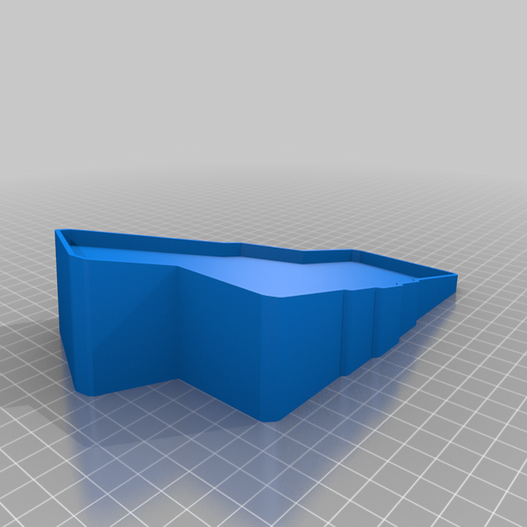 gergo-left-10.png Télécharger fichier STL gratuit Étui ergonomique pour clavier Gergo • Plan pour imprimante 3D, rsheldiii