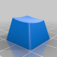 d144eff25e6ab8f9a84a8719fab0cd71.png Download free SCAD file Parametric Cherry MX/Alps Keycap for Mechanical Keyboards • 3D printable object, rsheldiii