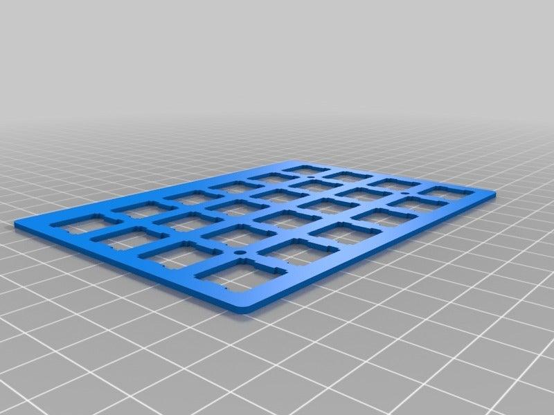fd1c97787e418cf4734b72068179f07b.png Télécharger fichier STL gratuit The Wedge - Séparons le boîtier de clavier sous tente • Objet pour impression 3D, rsheldiii