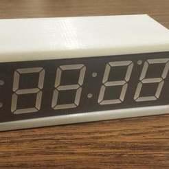20160310_182722.jpg Télécharger fichier SCAD gratuit Horloge Pi Zero • Plan pour imprimante 3D, rsheldiii