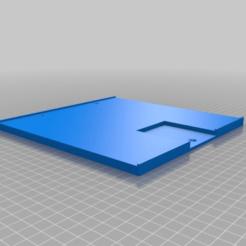 Télécharger fichier impression 3D gratuit Modernisation du lit chauffant Solidoodle 3, rsheldiii