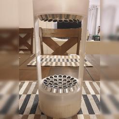 Download free 3D printer designs Parametric Acoustic Levitator, rsheldiii