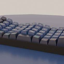 sa_ergo.jpg Download free STL file Retrofit Preonic Ergonomic Keycaps • Template to 3D print, rsheldiii
