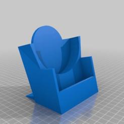 Télécharger fichier impression 3D gratuit S7/S7 Edge Fast Wireless Charge Stand (Portrait/Paysage), rsheldiii