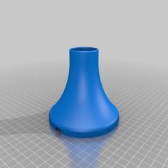 lamp_holder.png Download free STL file Lithopane Lamp Holder • 3D printer object, rsheldiii