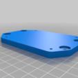 """7b3a681cc8aa6332610ae15e327c3fdd.png Télécharger fichier SCAD gratuit NCASE M1 3.5"""" Dual HDD Bracket - TG Window • Modèle imprimable en 3D, rsheldiii"""