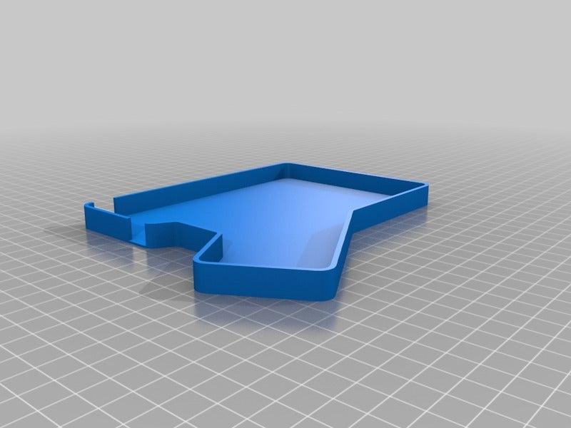 4f46d4998ba9bd694288a60b0e731e08.png Télécharger fichier SCAD gratuit Cas du clavier Zen Project • Plan imprimable en 3D, rsheldiii