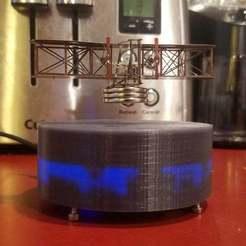 20190614_195857.jpg Télécharger fichier SCAD gratuit Enceinte à lévitation électromagnétique rapide • Design pour imprimante 3D, rsheldiii