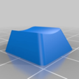 dcs_row_2.png Download free SCAD file Parametric Cherry MX/Alps Keycap for Mechanical Keyboards • 3D printable object, rsheldiii