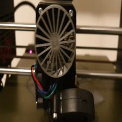 Download free 3D printer designs Prusa I3 MK3 extruder visualizer, rsheldiii