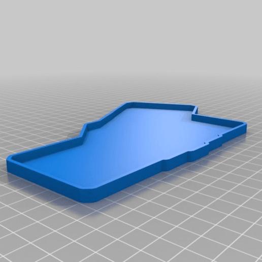 9d1f1bfcc1ebe07d5670b7f670528e9d.png Télécharger fichier STL gratuit Étui ergonomique pour clavier Gergo • Plan pour imprimante 3D, rsheldiii