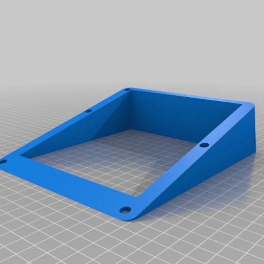 66ba313ddf657711fbc9bc61a0e93df1.png Télécharger fichier SCAD gratuit Tente Ergodoxe Etendue • Design à imprimer en 3D, rsheldiii