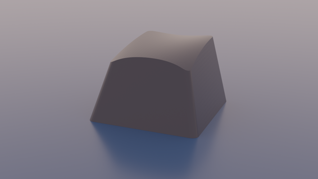 3d_surface_dish_-_banana.png Download free STL file Math Keycaps • 3D printer design, rsheldiii