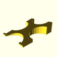 Télécharger fichier SCAD gratuit Tente personnalisable pour Let's Split / claviers ergonomiques • Plan pour imprimante 3D, rsheldiii