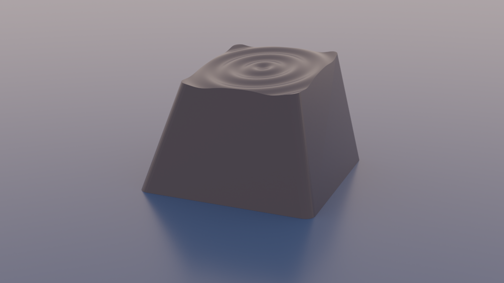3d_surface_dish.png Download free STL file Math Keycaps • 3D printer design, rsheldiii